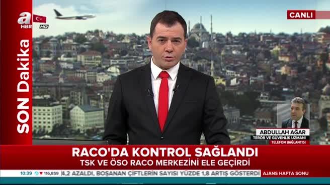 Abdullah Ağar: Türk Ordusu 100 yıl sonra yeniden Raco'da