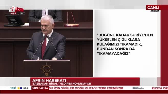 Başbakan Yıldırım'dan teröristbaşı Salim Müslüm açıklaması