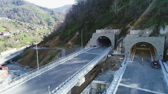 Başbakan Yıldırım müjdeyi verdi! Türkiye'nin en uzun tüneli hizmete açılıyor