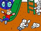 Çocuk Parkı Oyunu Oyna