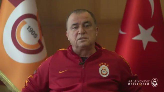 Galatasaray'dan Mehmetçiğe videolu destek!