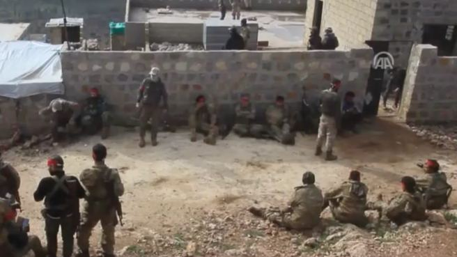 ÖSO'nun Komutanı Ebu Hatem Şakra'dan Raco açıklaması