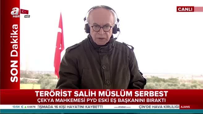 Türkiye'nin Prag Büyükelçisi Ahmet Necati Bigalı'dan Salih Müslüm açıklaması
