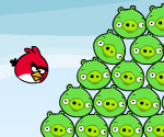 Angry Birds Bomba Oyunu Oyna