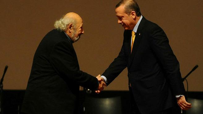 Ara Güler: ABD'ye kafa tutan tek lider Cumhurbaşkanı Erdoğan