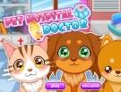 Baby Pet Vet Doctor Oyunu Oyna