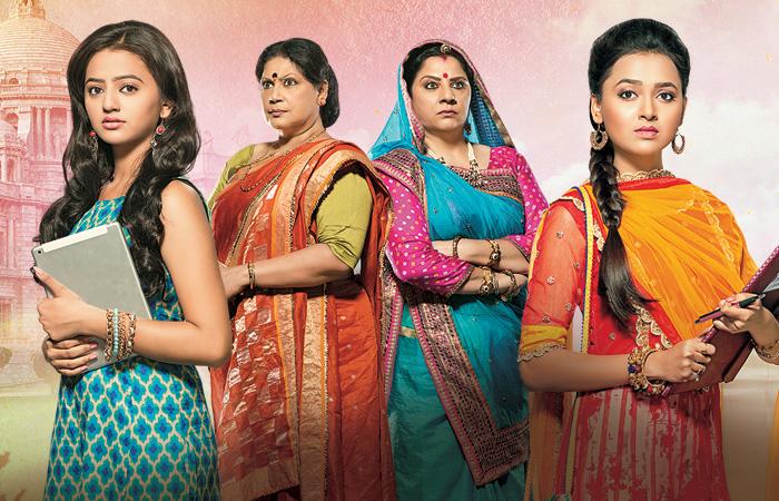 Bıçak Sırtı dizisi (Swaragini) yakında kanal 7 ekranlarında!