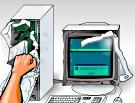 Bilgisayar Kırmaca Oyunu Oyna