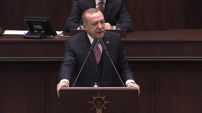 Cumhurbaşkanı Erdoğan'dan Afrin açıklaması: Yakında şehir merkezi kuşatılacak