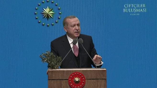 Cumhurbaşkanı Erdoğan'dan çiftçilere mazot müjdesi! Maliyetin yarısını devlet ödeyecek