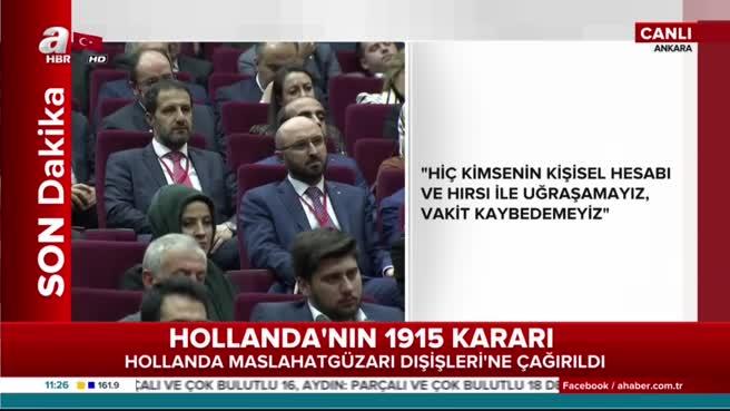Cumhurbaşkanı Erdoğan'dan Cumhur İttifakı açıklaması