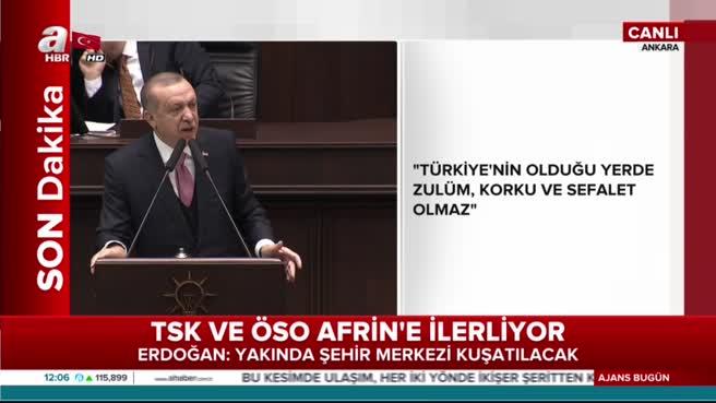 Cumhurbaşkanı Erdoğan sert çıktı: Madem ki stratejik ortağız sizi de uyarıyoruz!