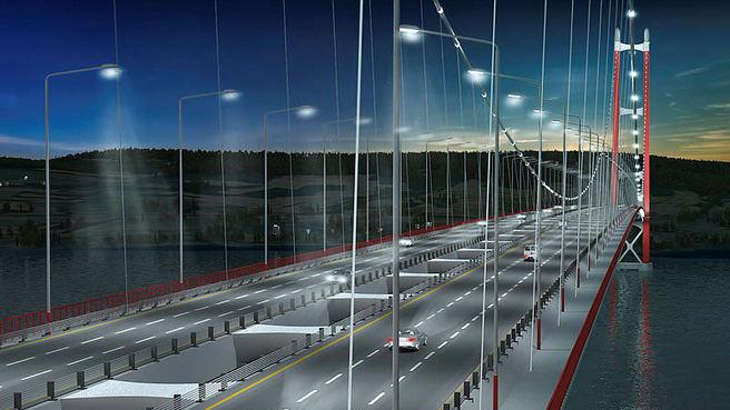 Dev proje Çanakkale 1915 Köprüsü 2023 yılında hizmete girecek