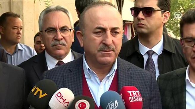 Dışişleri Bakanı Mevlüt Çavuşoğlu'ndan flaş Hollanda açıklaması