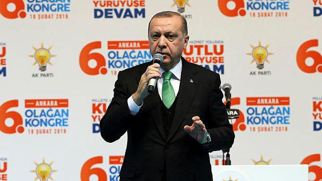 Erdoğan: Teröristleri açtıkları çukurlara gömdük, gömüyoruz gömmeyede devam edeceğiz