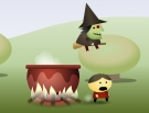 Kötü Cadı Oyunu Oyna