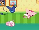 Melek Kedi Sofrada Oyunu Oyna