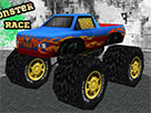 Monster Araba Yarışı 3D Oyunu Oyna