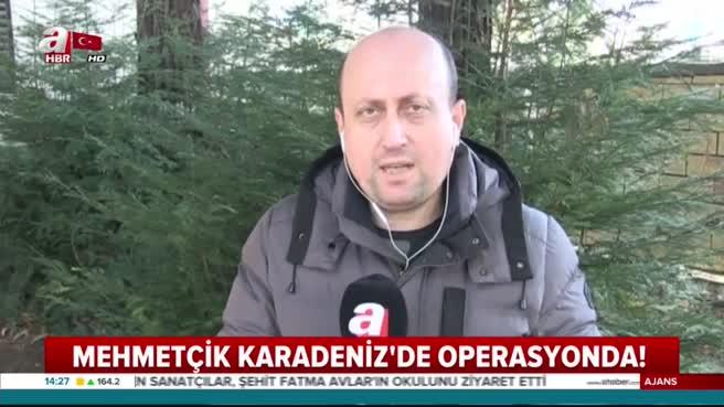 PKK'nın Karadeniz yapılanmasına operasyon devam ediyor
